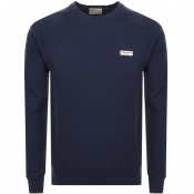 Product Image for Nudie Jeans Samuel Sweatshirt Navy